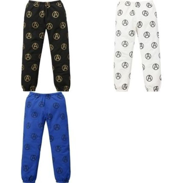 1617秋冬新作!! Supreme/Undercover Anarchy Sweatpants