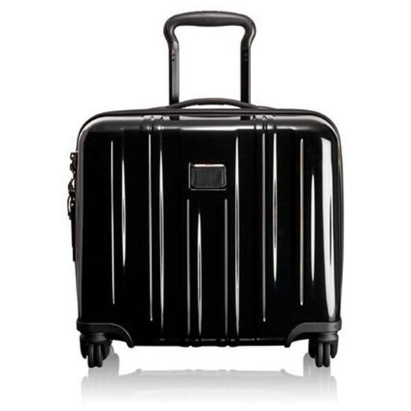 TUMI V3 COMPACT CARRY-ON 4 WHEELED BRIEFCASE STYLE#: 228004D