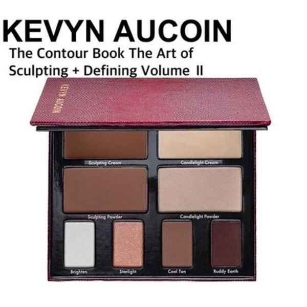 The Contour Book The Art of Sculpting + Defining2 $226相当