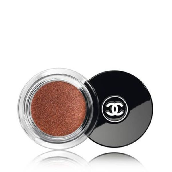 CHANEL *ILLUSION D'OMBRE*新商品(#128、ROUGE BRULE)