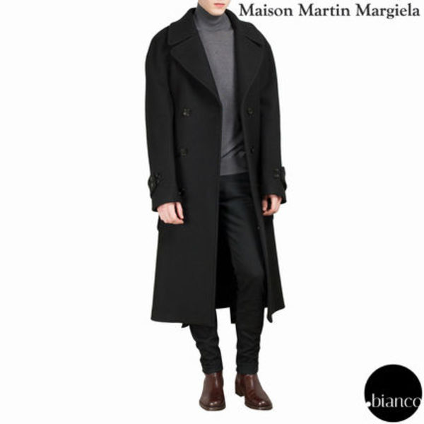 関税送料込Maison Margiela 2016AW OVER SIZE Wool Coat入手困難