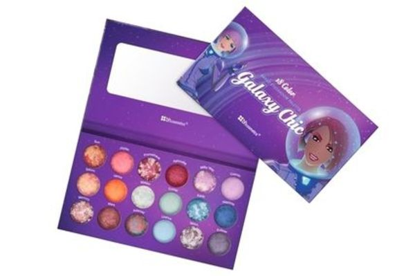 BH Cosmetics ☆Galaxy Chic Baked Eyeshadow Palette☆