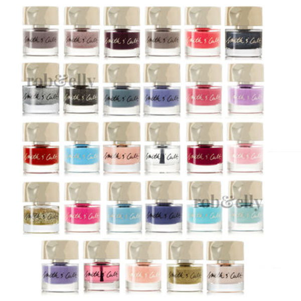 【Smith & Cult】Nail Lacquer 3個セット