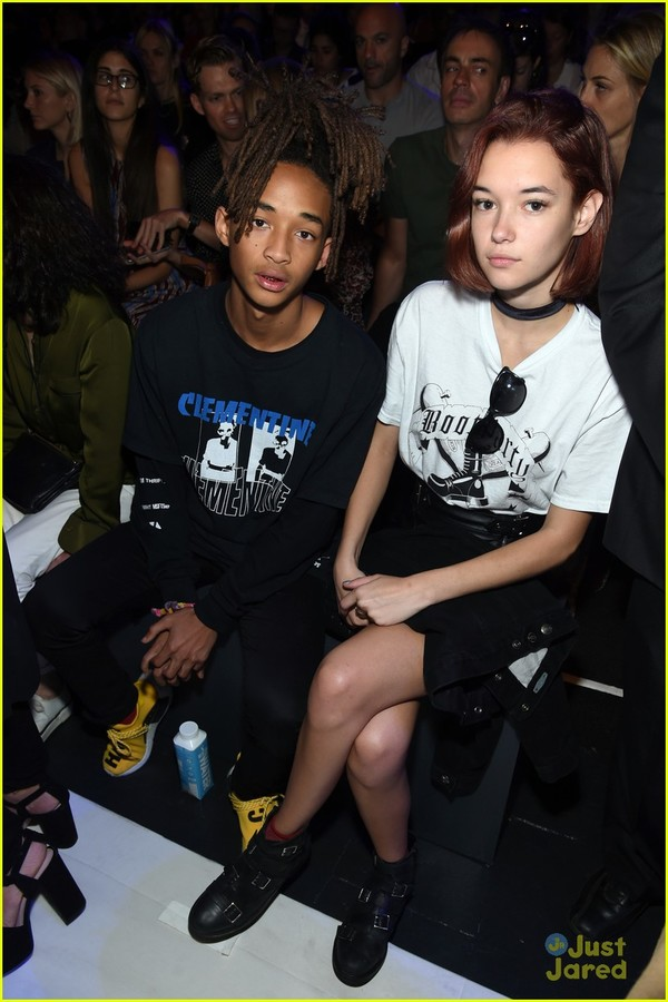 Sarah Snyder at NYFW
