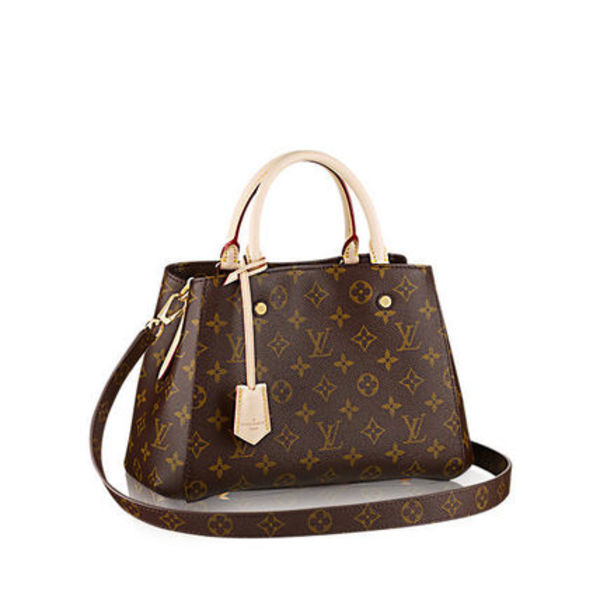 "★【Louis Vuitton】人気!再入荷!""Montaigne BB"" Monogram★"