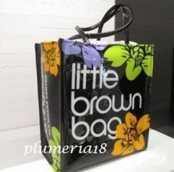 【ハワイ限定】Bloomingdale's-little brown bag