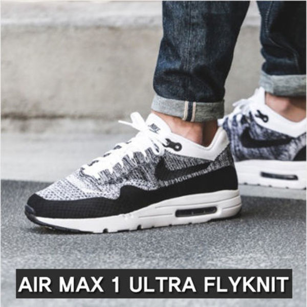 超レア★NIKE★MENS AIR MAX 1 ULTRA FLYKNIT★安心追跡発送