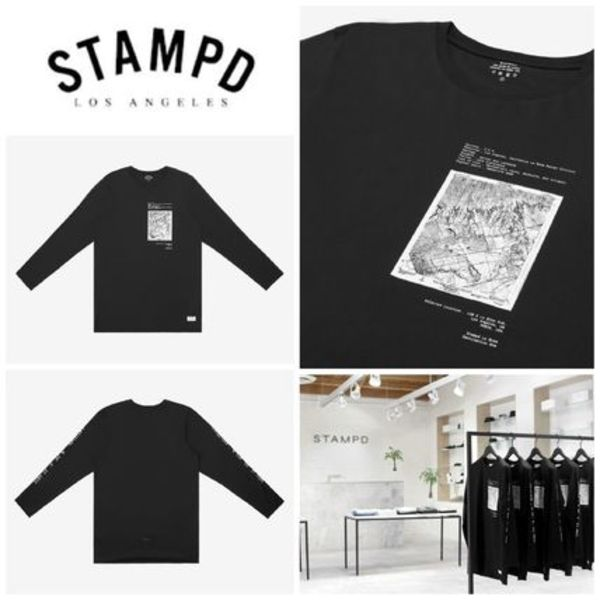 【Stampd' LA】☆LA店限定☆入手困難☆DESTINATION LONG SLEEVE