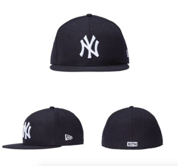 限定☆ KITH x New Era New York Yankees ☆日本未入荷☆