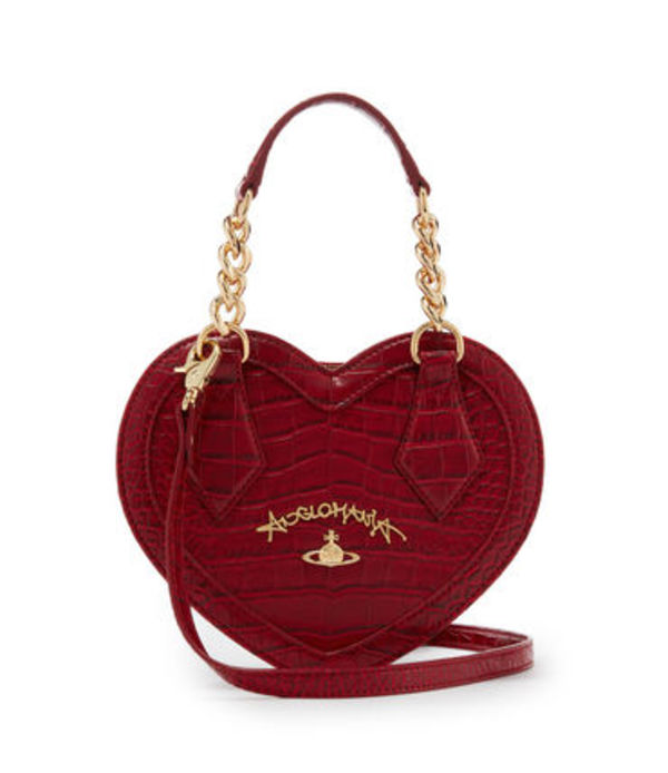 【Vivienne Westwood】送・関込み☆RED DORSET BAG 7272