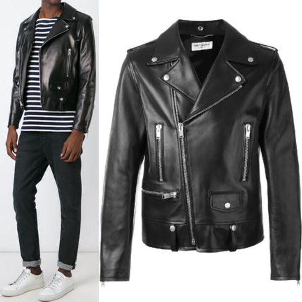 16-17AW SLP266 L01 CLASSIC MOTORCYCLE JACKET