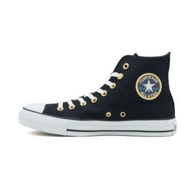 【国内発送】CONVERSE★ALL STAR PLSH HI ブラック
