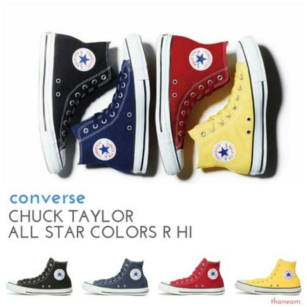 ★converse★CHUCK TAYLOR ALL STAR COLORS R HI オールスター