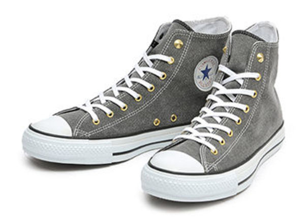 【国内正規品】CONVERSE ALL STAR G-STUDS(A) HI GREY