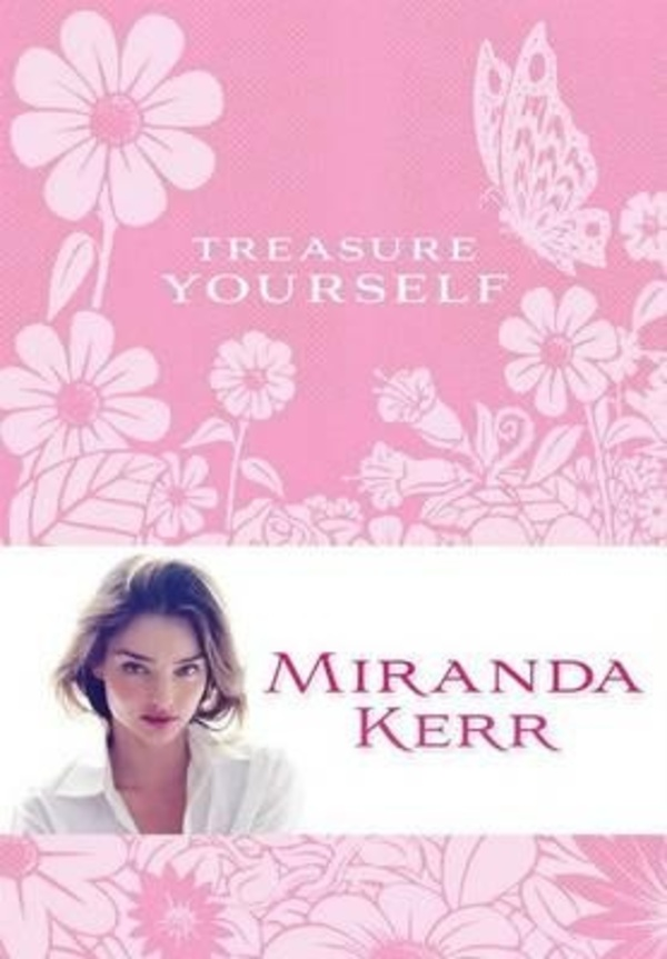【ミランダカー著書ブック】Treasure Yourself by mirandakerr