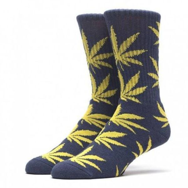 ハフ SK63021 PLANTLIFE CREW SOCKS WEST POINT NAVY