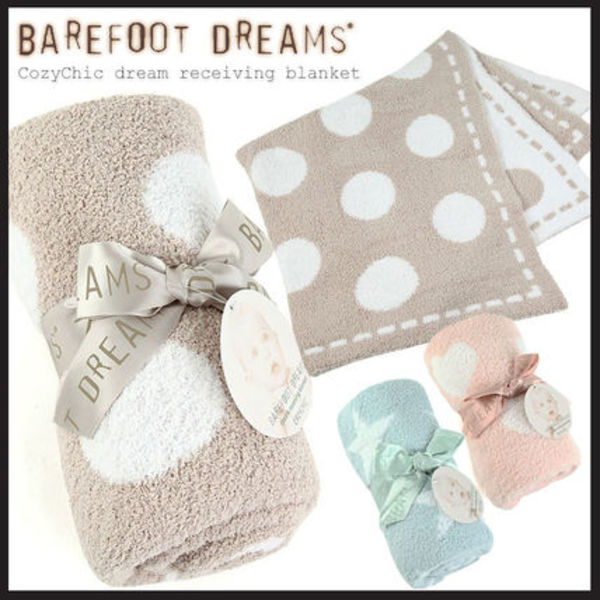 Barefoot Dreams ベアフットドリームス receiving blanket #531