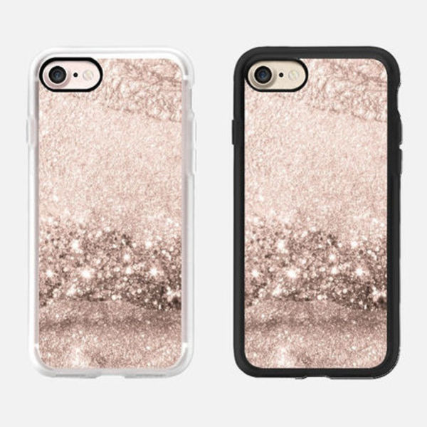 セール Casetify★iPhone7/7P/6/6s/6P/6sPケースROSE GOLDEN