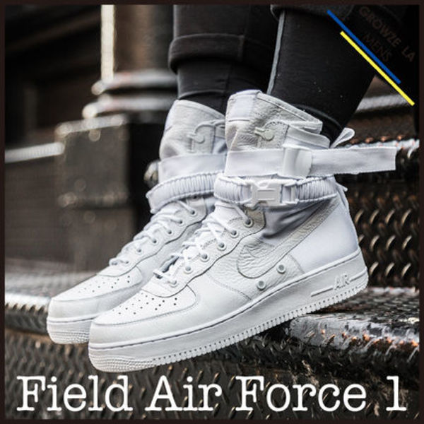 ★【NIKE】Complexcon限定!!Special Field Air Force 1 ホワイト