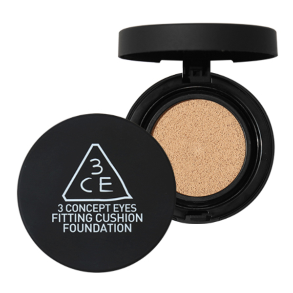 3CE FITTING CUSHION FOUNDATION クッションファンデ