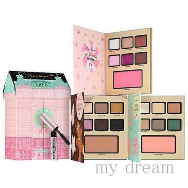 ホリデー限定★Too Faced♪So Cute♡Grand Hotel Cafe