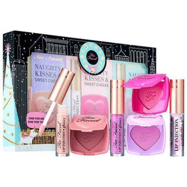 Too Faced☆ホリデー限定☆【ミニグロス&チークセット】