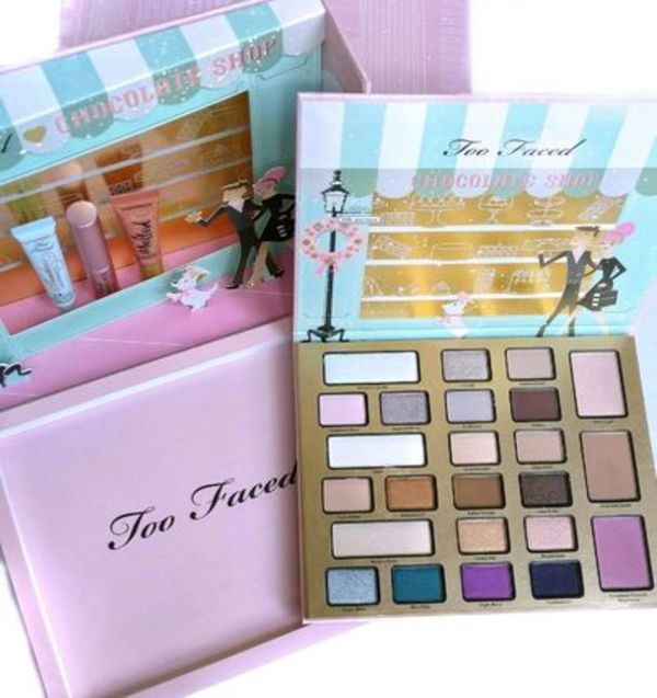 Too Faced☆ホリデー限定☆【The Chocolate Shop】