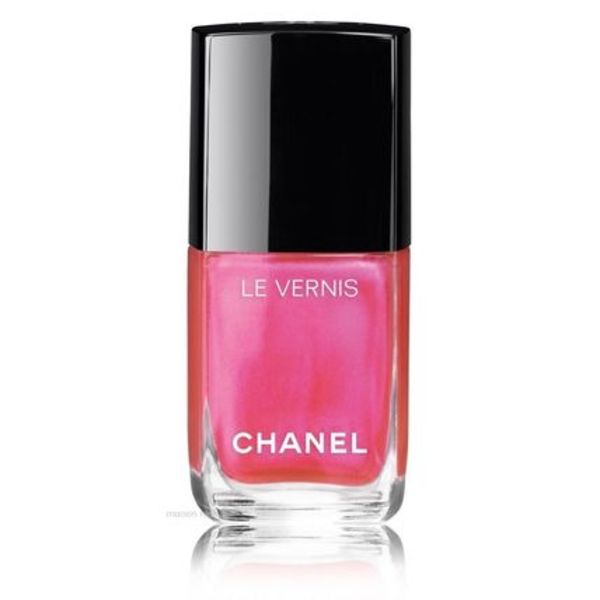 CHANEL *LE VERNIS*2016冬限定(#544、HYPER ROSE GLASS)