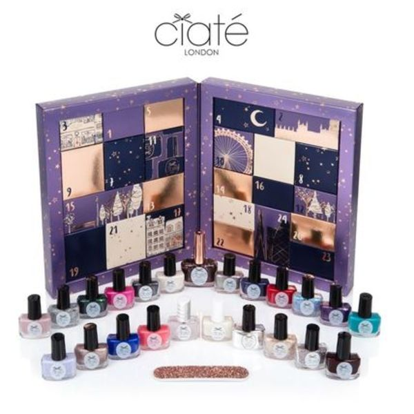 CIATE LONDON★2016CHRISTMAS限定品★キラキラMINI MANI MONTH★