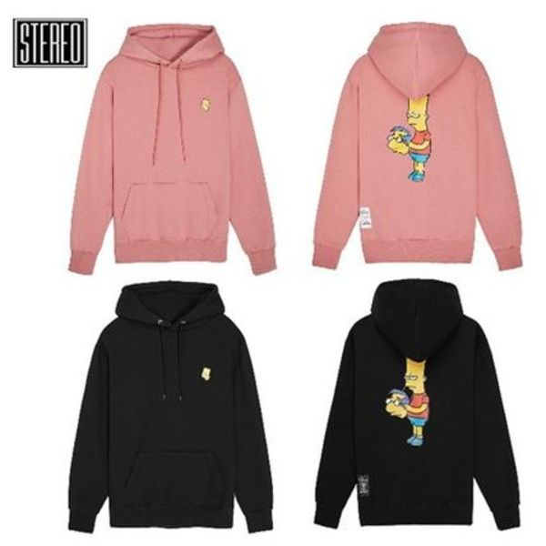 [Stero Vinyls Collection] [AW16 JJ x SV] Mask Fleece Hoodie