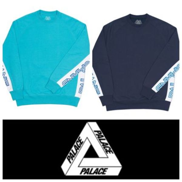 新作!PALACE SKATEBOARDS☆UTOPIANS SPORT CREW