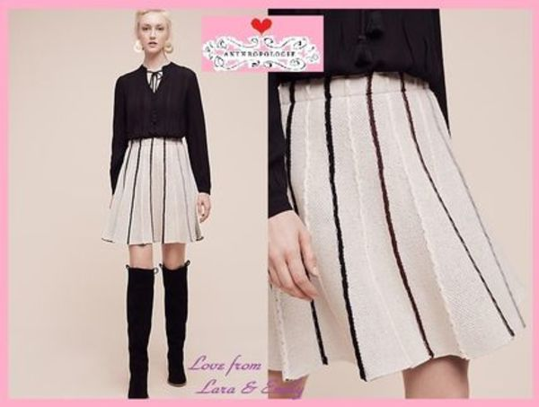 16AW☆最安値保証*関税送料込【Anthropologie】Abby Mini Skirt
