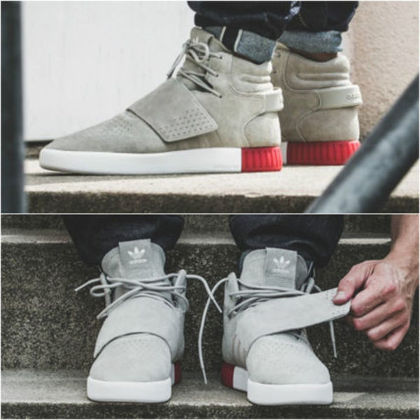 国内発送☆adidas Originals Tubular Invader Strapチューブラー