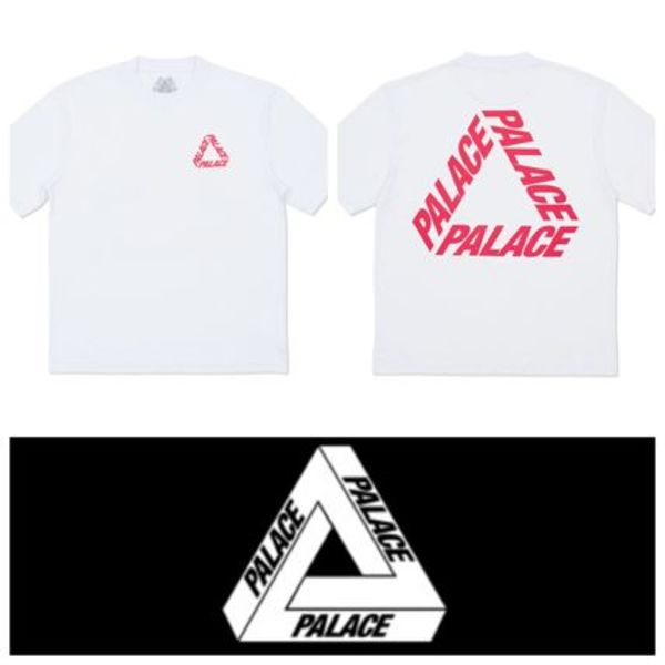 2点のみ!新作PALACE SKATEBOARDS☆P 3 T-SHIRT WHITE