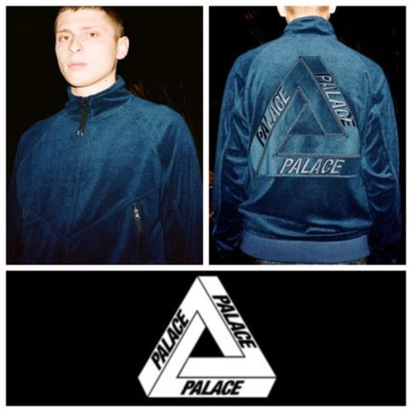 即完売!palace skateboards×adidas towel jacket