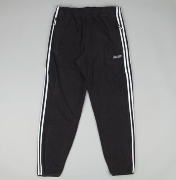 即完売☆adidas X Palace Skateboards Fleece Jogger, black