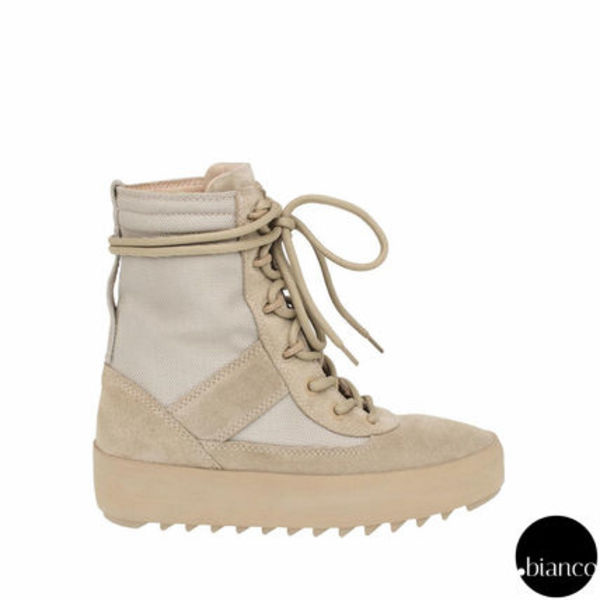 関税送料込YEEZY KnyeWest Season3 WOMENS MILITARY BOOTS