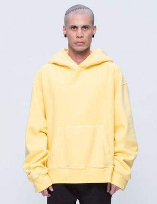 YEEZY SEASON 3 FLEECE HOODIE / GOD SUN カニエウエスト着用