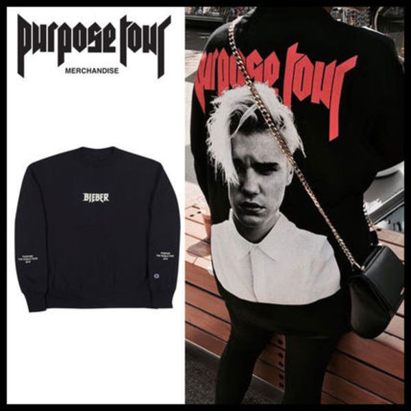 purpose tour JUSTIN BIEBER fear of god スウェット