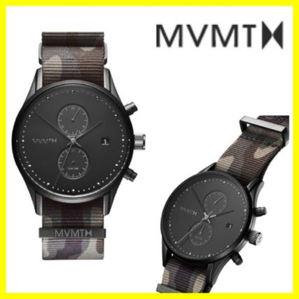★新作MVMT Watches★VOYAGER SERIES  CAMO★送料関税込