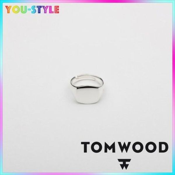 Tom Wood Mini Signet Cushionトムウッド ピンキーRING