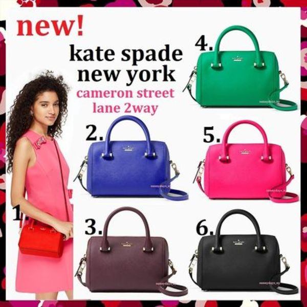 【新作】円高還元セール kate spade cameron street lane 2way