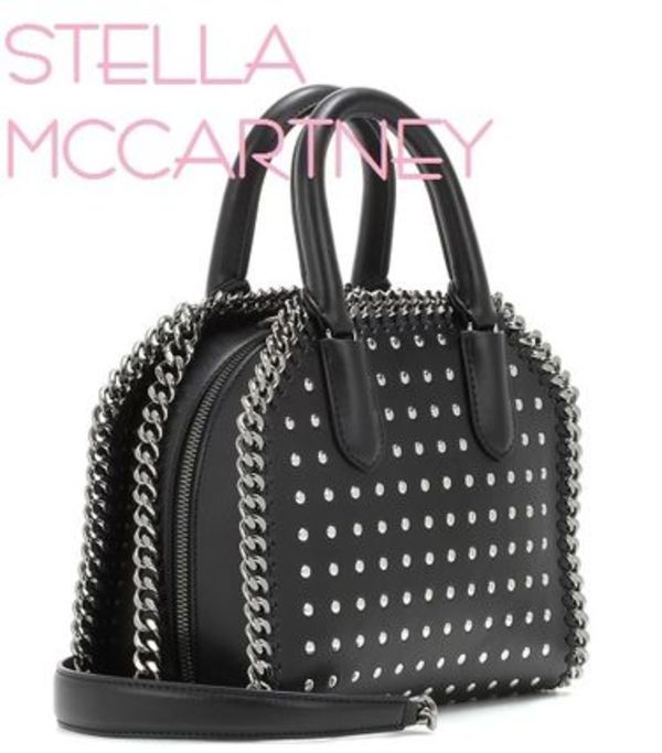 Stella McCartney♡Falabella Box Mini embellished tote