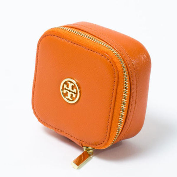 返品可♪TORY BURCH☆robinson jewelry case【国内即発】