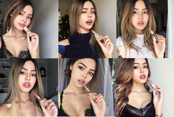 3CE LILY MAYMAC MATTE LIP COLOR