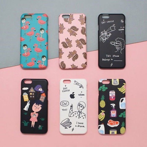 Ooh la la!★iPhone6/6s ケース(6type)