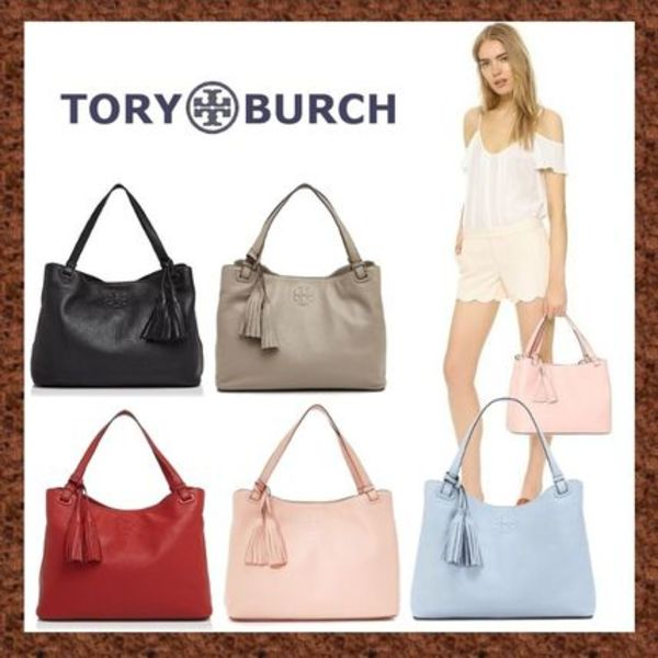 セール★Tory Burch【関税込】THEA CENTER ZIP TOTE