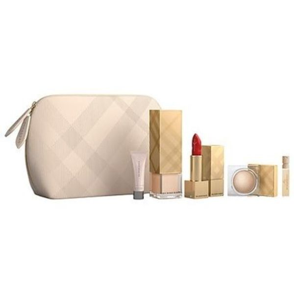 Burberry人気5品+ポーチ 限定セット★Burberry Festive Glow Set