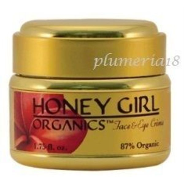 平子理沙さんご愛用Honey Girl Organics-Face & Eye Creme