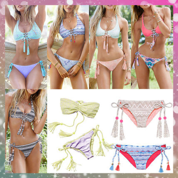 ★Victoria's secret★セール!Reversible Halter/Bottom♪